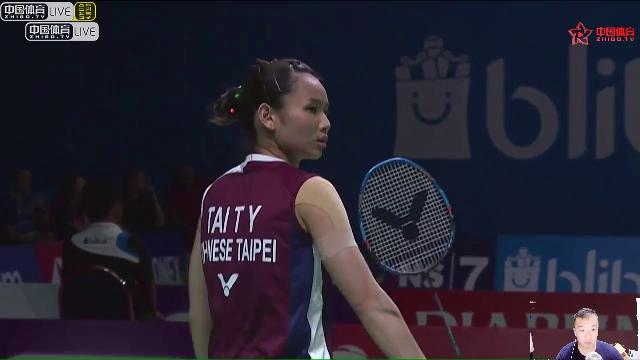 正在直播:印尼公开赛四分之一决赛